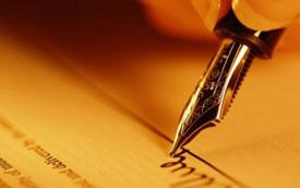 Firma dello statuto