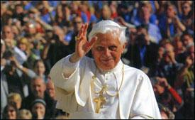 Benedetto XVI - Udienza del mercoledì