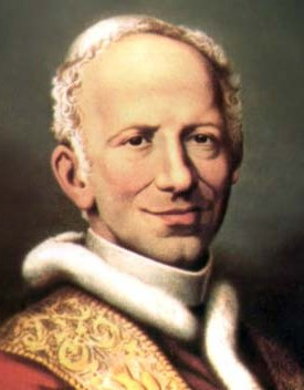 Papa Leone XIII - autore dell'enciclica Rerum Novarum